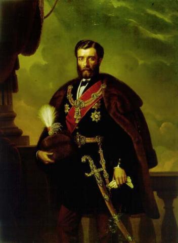 Князь Сербии Михаил III Обренович