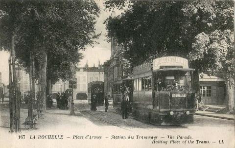 Ла-Рошель, начало XX века