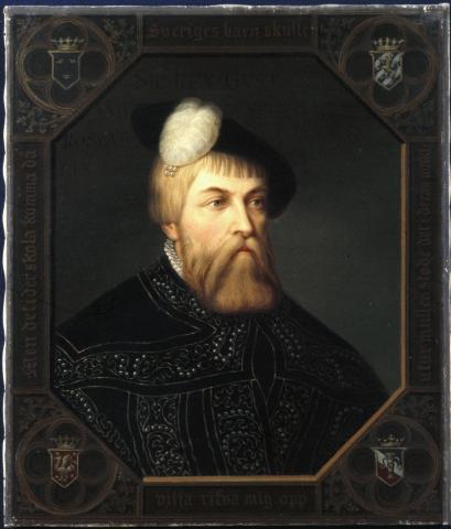 Первый Король Швеции Густав Васа