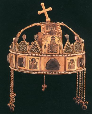 Корона Святого Иштвана (Стефана)