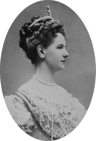 Вильгельмина фото 1909