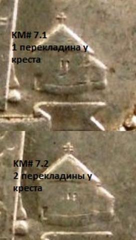 Словакия 20 корун 1941 - сравнение разных типов
