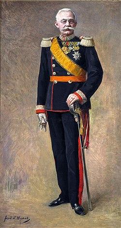 Великий герцог Люксембурга Адольф Нассауский