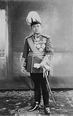 Король Сиама Вачиравуд