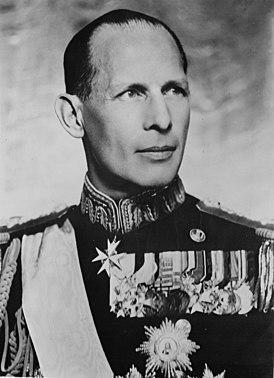 Король Греции Георг II