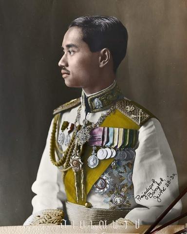 Король Сиама Прачадипок