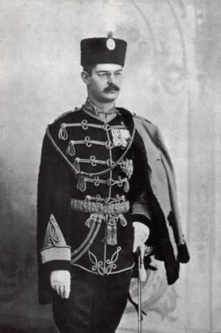 Александр Обренович