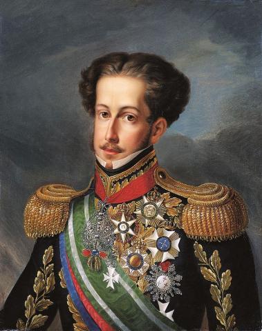 Император Бразилии Педру I