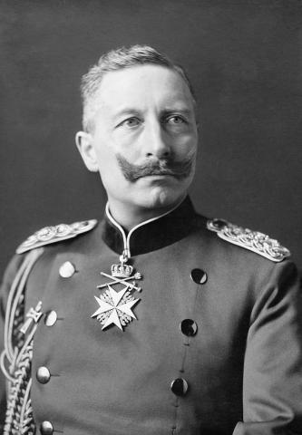 Император Германской Империи Вильгельм II
