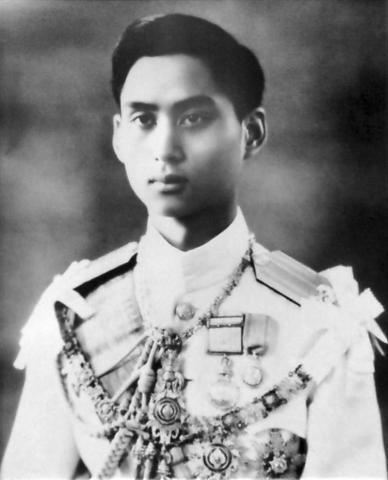 Король СиамаАнанта Махидон