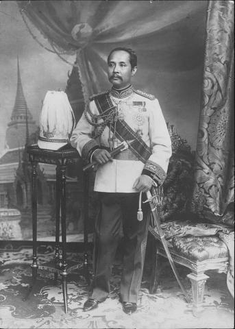 Король СиамаЧулалонгкорн