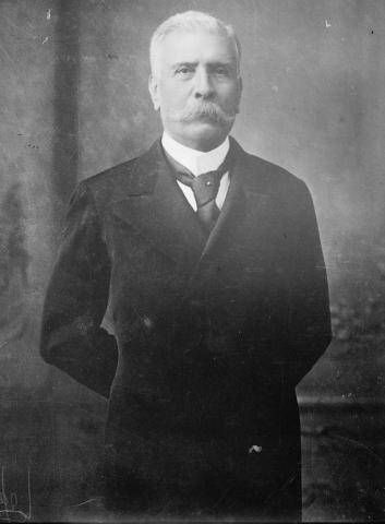 Президент Порфирио Диас