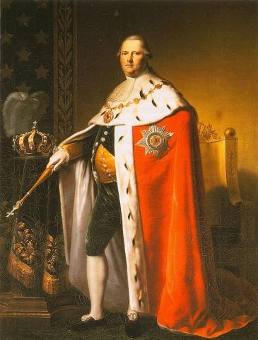 Король Вюртемберга Фридрих I