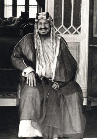 Абдул-Азиз аль Сауд - основатель Саудовской Аравии