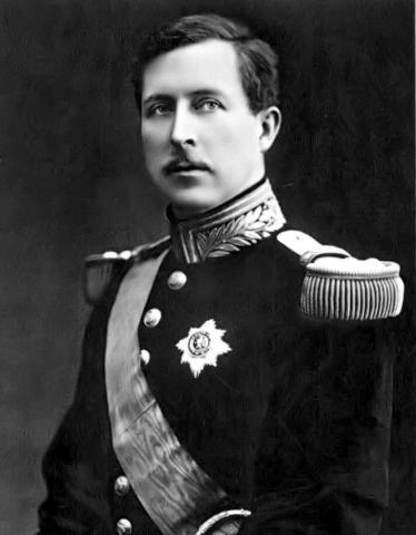 Альберт I - король Бельгии