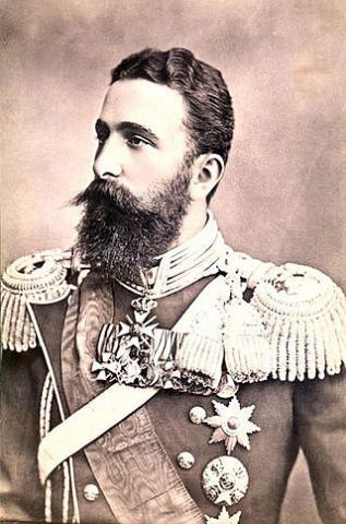 Царь Болгарии Александр I
