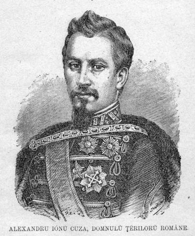 Князь Александру Иоан Куза