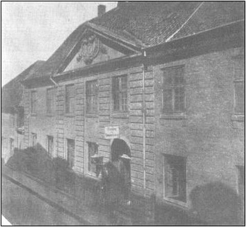 Монетный двор в Альтоне (Дания)