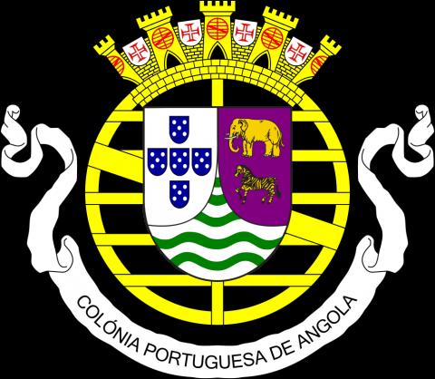 Герб Португальской Анголы