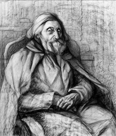 Швейцарский скульптор, резчик монетных штемпелей и гравёр Антуан Бови