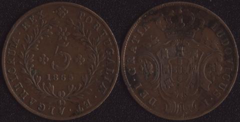 Азорские острова 5 рейс 1865