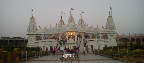 Сваминараян Мандир - храм в Бхудже