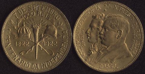 Бразилия 1000 рейс 1922