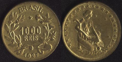 Бразилия 1000 рейс 1927