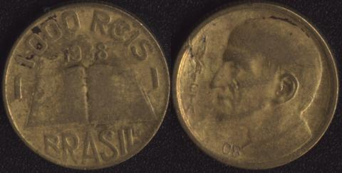 Бразилия 1000 рейс 1938