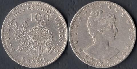 Бразилия 100 рейс 1901