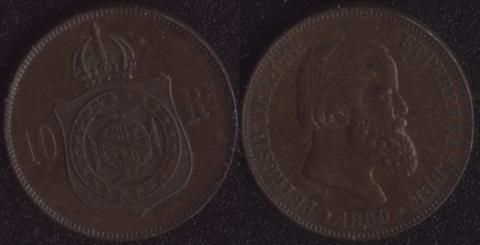 Бразилия 10 рейс 1869