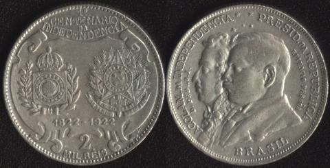 Бразилия 2000 рейс 1922