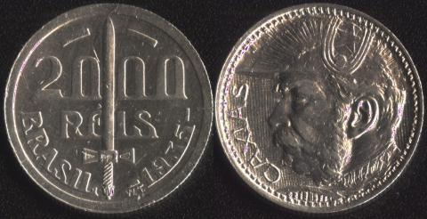 Бразилия 2000 рейс 1935