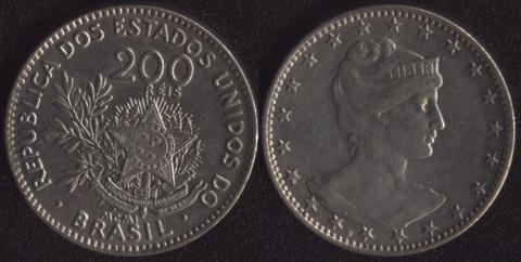 Бразилия 200 рейс 1901