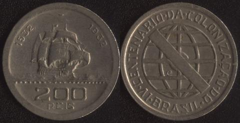 Бразилия 200 рейс 1932