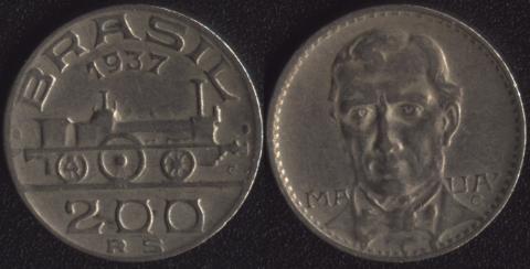 Бразилия 200 рейс 1937