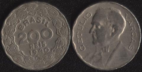 Бразилия 200 рейс 1940