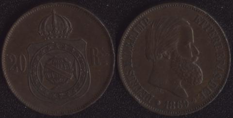 Бразилия 20 рейс 1869