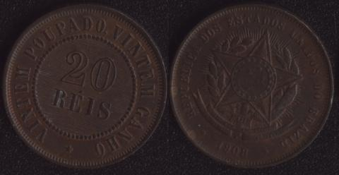 Бразилия 20 рейс 1887
