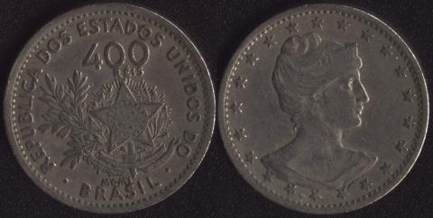 Бразилия 400 рейс 1901