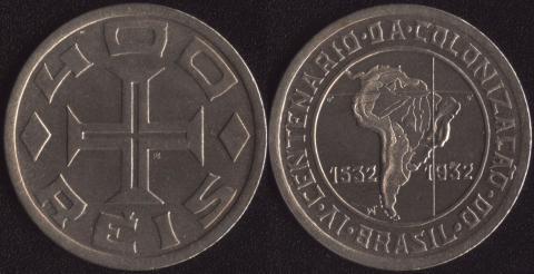 Бразилия 400 рейс 1932