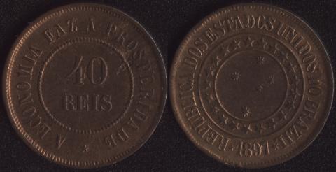 Бразилия 40 рейс 1897