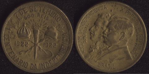 Бразилия 500 рейс 1922