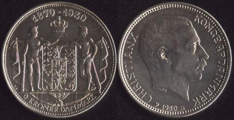 Дания 2 кроны 1930
