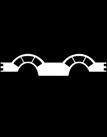 Эмблема Испанской фаланги
