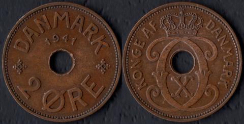Фарерские острова 2 оре 1941