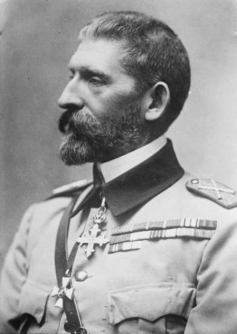 Король Румынии Фердинанд