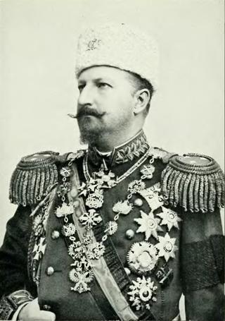 Царь Болгарии Фердинанд I