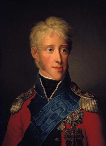 Король ДанииФредерикVI
