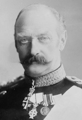 Король Дании Фредерик VIII